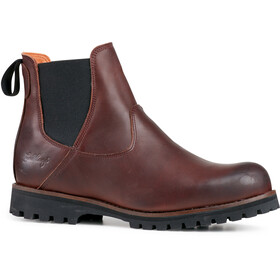 """""""Lundhags Cobbler Wool Shoes Burgundy"""""""
